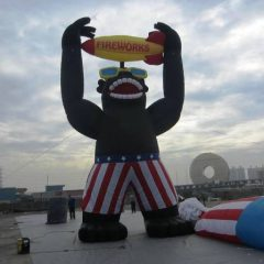 INFLATABLE KING KONG