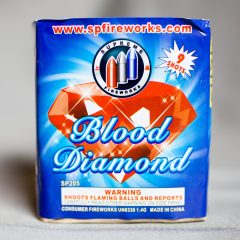 BLOOD DIAMOND 9 SHOT
