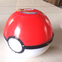 POKEBALL FOUNTAIN