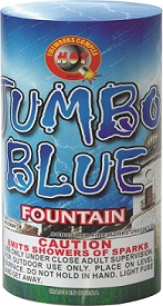 JUMBO BLUE FOUNTAIN