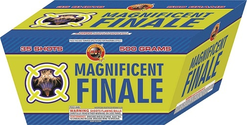 MAGNIFICENT FINALE 35'S