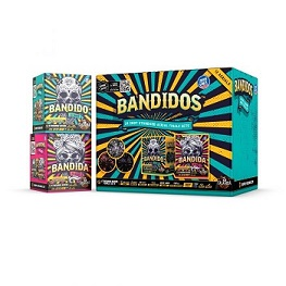 BANDIDOS 24'S SET OF 2 CAKES 12′ EACH