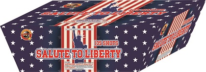 SALUTE TO LIBERTY 135 SHOT