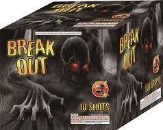 BREAK OUT 10 SHOT