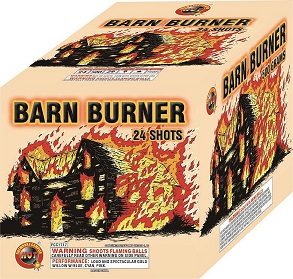 BARN BURNER  24 SHOT