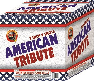 AMERICAN TRIBUTE  9 SHOT