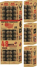 DEFEND AMERICA 60 GRAM 48 PACK