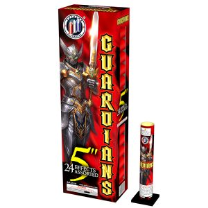 "SPACE GUARDIANS 60 GM 5"" SHELLS 24 PACK NEW 2020"