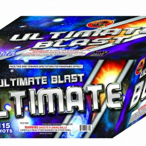 ULTIMATE BLAST 115'S NEW 2020