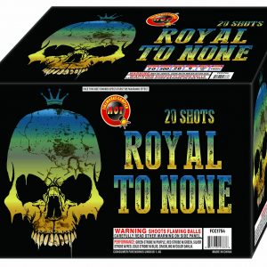 ROYAL TO NONE 20'S NEW 2020