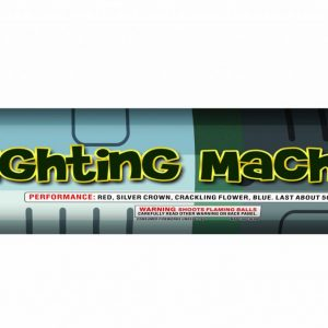 FIGHTING MACHINE 468'S CANDLE NEW 2020