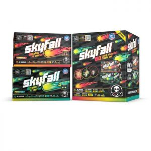 SKY FALL 60'S FINALE SET OF 2 30'S EACH NEW 2020